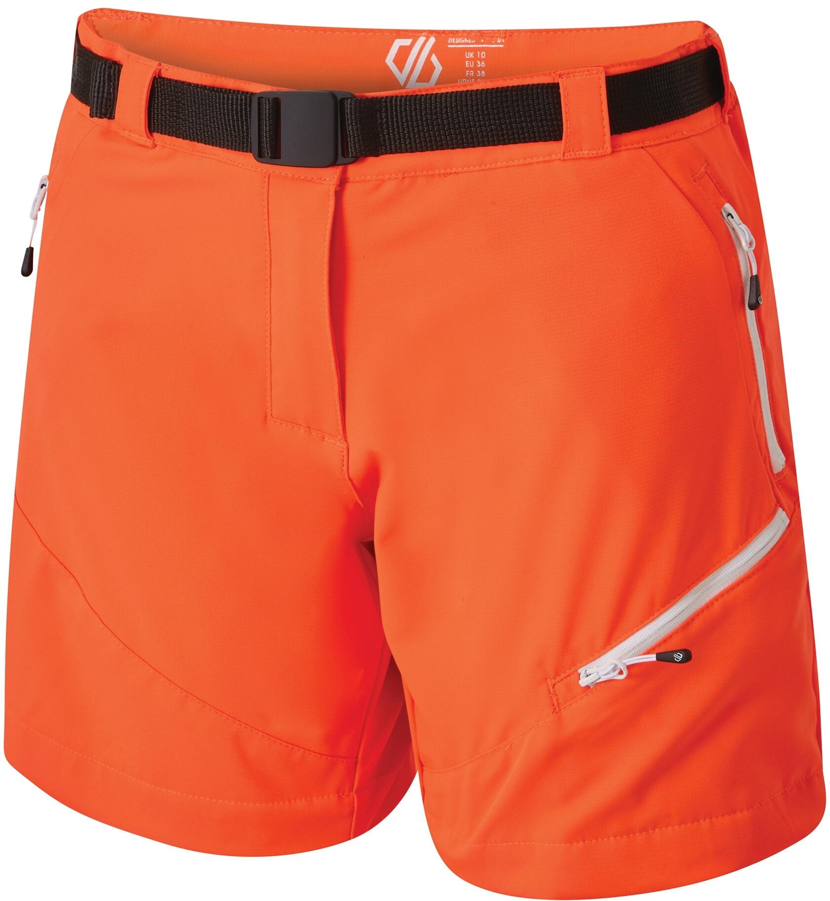 Dare 2b Revify II Shorts Damen fiery coral